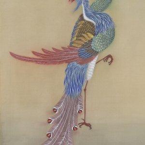 《传统花鸟》