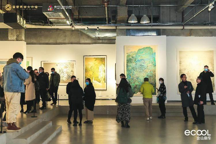 2020重庆艺术大市场艺术盛典暨两江创意活动月举行