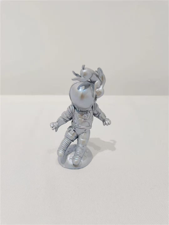 太空兔(银色)